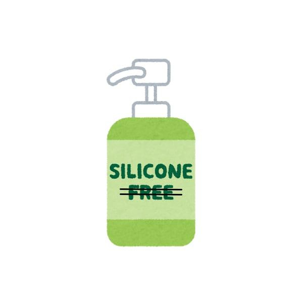 ジメチルポリシロキサンの末端をトリメチルシロキシ基で封鎖した重合体。シリコンといえば、ジメチコンが代表的な成分です。皮膚保護・コーティング剤、消泡剤として使われますが、網目状のコーティングのため水分透過性や通気性は有する。